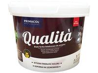 Farba lateksowa do wnętrz Qualita (3 l, biała)