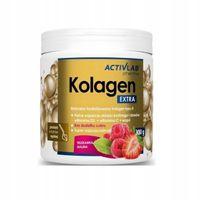 Kolagen Extra 300g zdrowe stawy truskawkowo- malinowy