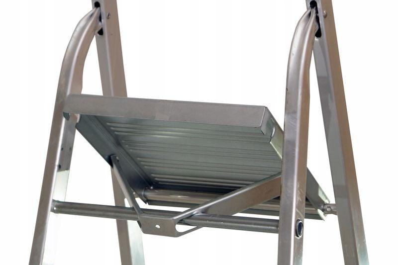 DRABINA aluminiowa domowa 8 stopniowa 150kg PRO na Arena.pl