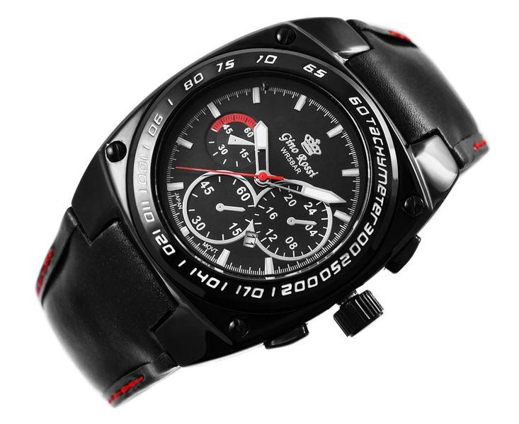 Zegarek Męski Gino Rossi 8053A zdjęcie 5