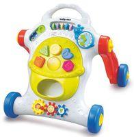 Chodzik pchacz edukacyjny Baby Mix