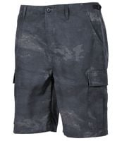 Spodnie US Bermuda BDU Rip Stop HDT-camo LE