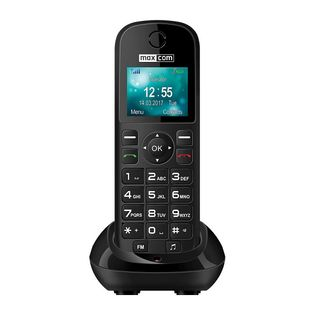 TELEFON STACJONARNY NA KARTĘ SIM MAXCOM MM35D