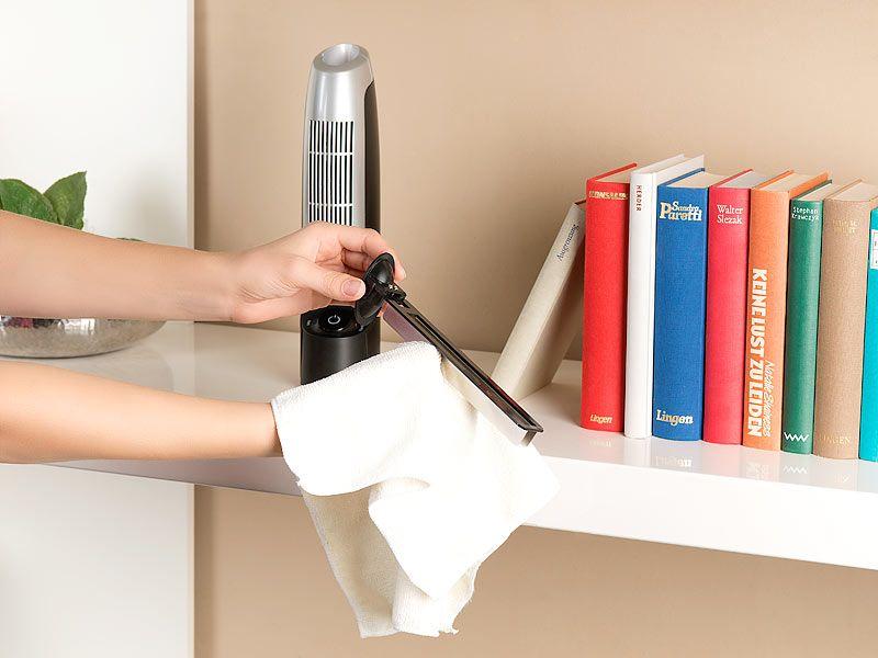 Oczyszczacz powietrza z jonizatorem | Newgen Medicals zdjęcie 11