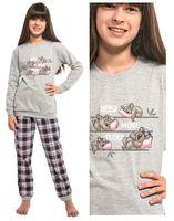 Piżama dziewczęca CORNETTE 594/117 KOALA 86-92