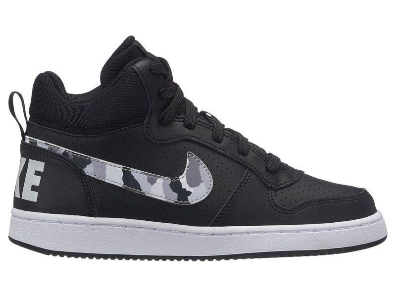 fc0315ee Buty damskie NIKE COURT BOROUGH MID (GS) SHOE 37.5 • Arena.pl