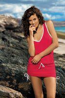 Tunika Elsa Anaranjado M-313 Czerwona (286) Rozmiar S