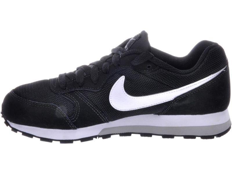 Nike Buty dziecięce Md Runner 2 Flrl Gs białe r. 37.5