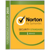 Norton Security Standard 1 stanowisko / 1 rok