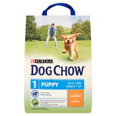 PURINA DOG CHOW Puppy do 1roku kurczak 2,5 kg
