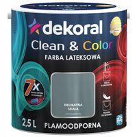 Dekoral Clean & Color 2,5L DELIKATNA SKAŁA