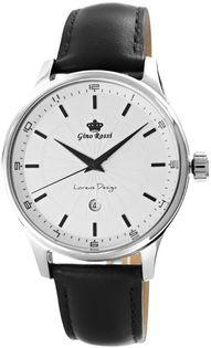 Zegarek Męski Gino Rossi 11652A3-3A1
