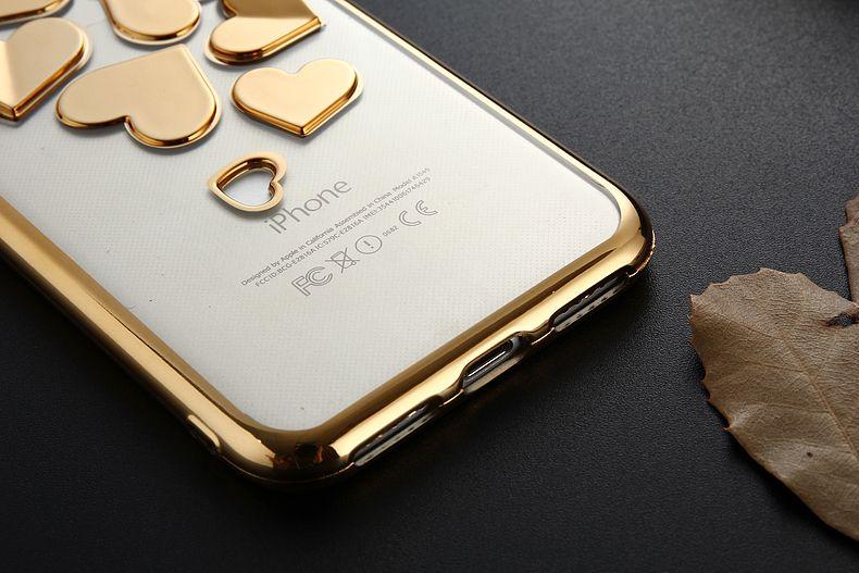 Case Etui Obudowa Iphone 7 8 Motyle 3D zdjęcie 4