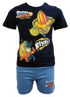 Piżama licencja Super Zings (zing5204059 Navy 3Y)