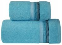 Ręcznik Ombre 50x90 turkusowy Frotex Greno
