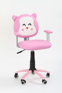 KITTY HALMAR dziecięce krzesło obrotowe DZIECIĘCY fotel do biurka