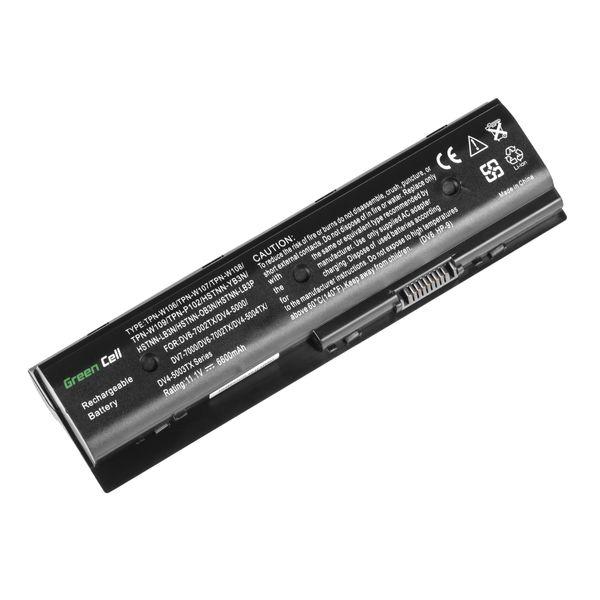Green Cell Bateria Do Hp Pavilion Dv6-7000 Dv7-7000 M6 / 11,1V 6600Mah zdjęcie 2