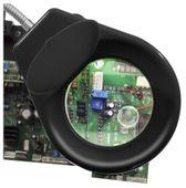 Lampa z lupą - 5 / 10-krotne powiększenie - czarna Stamos S-LP-3S zdjęcie 6
