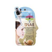 Skinlite Snail Age Regenerating Multi-Step Treatment Dwuetapowy Zabieg Odmładzająco-Regenerujący 20Ml