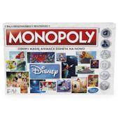 Hasbro Gra Monopoly Disney