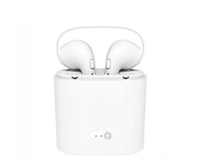 Słuchawki bezprzewodowe TWS I7S Iphone android samsung Power BAnk na Arena.pl