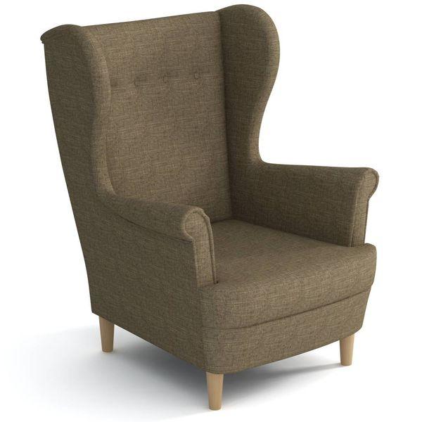 Fotel uszak w stylu skandynawskim BIRD Öron zdjęcie 4