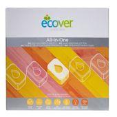 Ecover All in one Tabletki do zmywarki - 68 sztuk