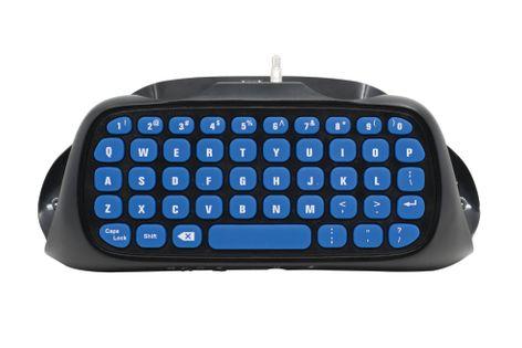 snakebyte Key:Pad 4 klawiatura / chatpad Playstation 4