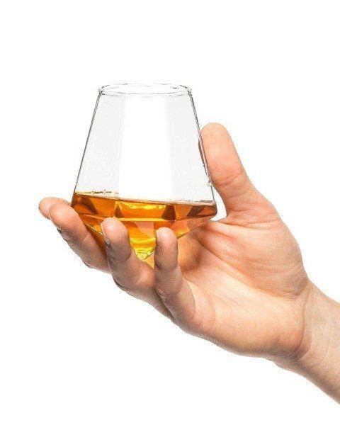 Diamentowa szklanka do whisky zdjęcie 1