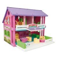 Play House domek dla lalek WADER 25400