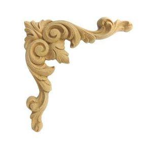 Ornament 560262 z pyłu drzewnego Materiał - Pył drzewny