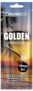 SuperTan Golden Paradise Akcelerator saszetki x5