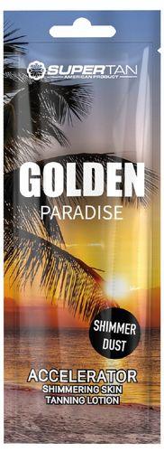 SuperTan Golden Paradise Akcelerator saszetki x5 na Arena.pl