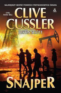 Snajper Cussler Clive, Scott Justin