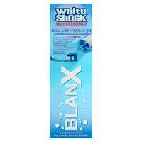 Blanx White Shock Wybielająca Pasta Do Zębów 50Ml + Blanx Led