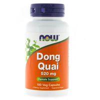 Now Foods Dong Quai 520 mg - 100 kapsułek