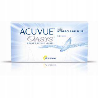 J&J Acuvue Oasys Hydraclear Plus 6 szt.