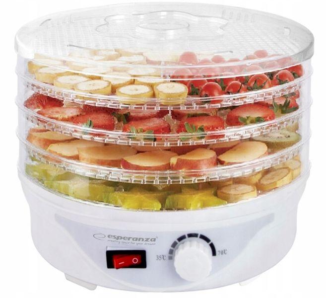 Suszarka do grzybów owoców warzyw ziół 250W Duża zdjęcie 1