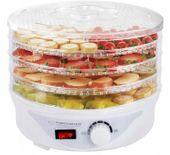 Suszarka do grzybów owoców warzyw ziół 250W Duża