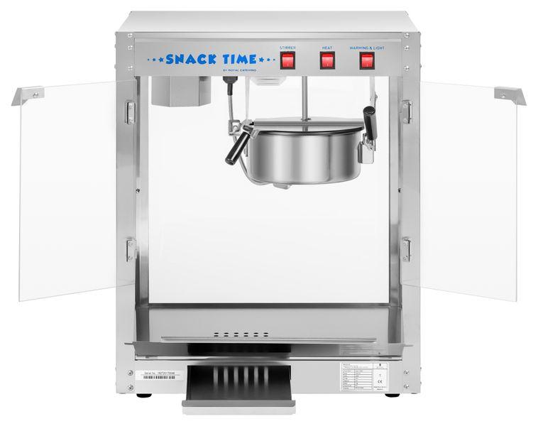 Maszyna do popcornu - stal nierdzewna Royal Catering RCPS-1350 zdjęcie 4