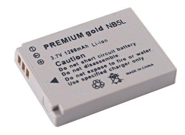 Akumulator NB-5L 1200mAh (do Canon) Wwa na Arena.pl