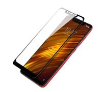 Xiaomi Pocophone F1 6.18 SZKŁO 3D 5D PEŁNE CAŁY EKRAN HARTOWANE 9H