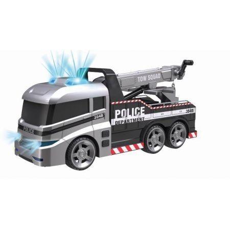 DUMEL Flota miejska Ciężarówka policyjna zdjęcie 1