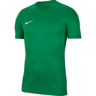 Koszulka dla dzieci Nike Dry Park VII JSY SS zielona BV6741 302
