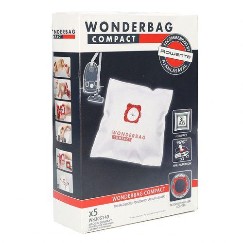 Worki odkurzacza Rowenta Wonderbag Compact WB3051 na Arena.pl
