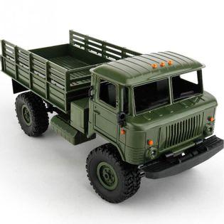 Samochód Rc Wojskowy Off-Road 4Wd 1:16 Rtr