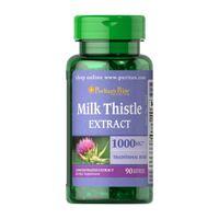 Puritan's Pride Milk Thistle 1000mg 4:1 90 kaps.