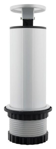 LISTWA ZASILAJĄCA CHOWANA W BLAT 3 GNIAZDA 16A + 2 USB (760063) zdjęcie 5