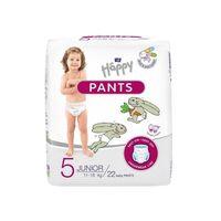 Pieluchomajtki dla dzieci Happy Pants Junior 11-18 kg Folia 22 szt.
