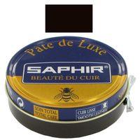 SAPHIR Pate de Luxe - Pasta do butów 50 ml CIEMNY BRĄZ 05